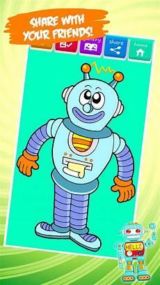 Virina Malvorlagen Apk Malvorlagen Roboter Indonesia Kinder Zeichnen Und Ausmalen