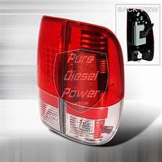 2006 F250 Led Lights 99 06 Ford F250 F350 Led Lights Red Lenses