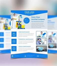 Free Cleaning Flyer Templates 29 Cleaning Service Flyer Designs Psd Vector Eps Jpg