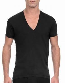 2xist Size Chart 2xist Pima Slim Fit Deep V Neck T Shirt