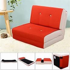 giantex folding sofa bed modern convertible split back