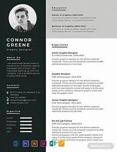 Wordpress Cv Template Free Free Experience Resume Template Word Doc Psd