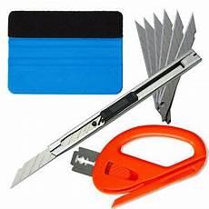 Werkzeug Schaber Kit by Folierset Auto Wrapping Werkzeug Kit Vinyl Rakel Filz