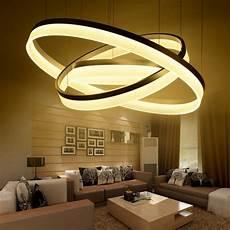 En Lighting Modern Led Living Dining Room Pendant Lights Suspension