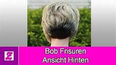 kurzhaarfrisuren bob hinten beliebt bob frisuren ansicht hinten
