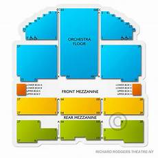 Richard Rodgers Theatre New York Ny Seating Chart Richard Rodgers Theatre New York Tickets Richard Rodgers