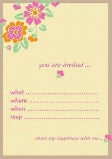 Invitation Cards For Party Life Is Crafty The Surface Pattern Design Blog
