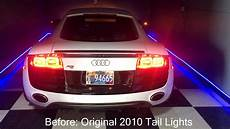 R8 Lights Audi R8 Light Conversion To Euro Sweeping Led Dudmd