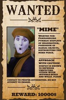 Wanted Poster Maker Wanted Poster Templates Postermywall