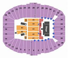 clear channel metroplex event center seating chart concert venues in little rock ar concertfix com