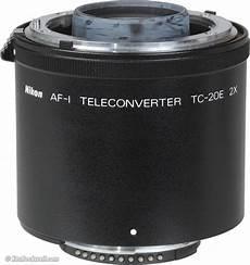 Nikon Tc Compatibility Chart Nikon Tc 20e Teleconverter Review