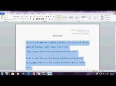 Is It Work Or Works Cited How To Format A Works Cited Page 6th Grade Youtube