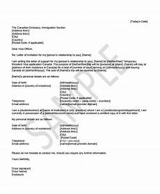 Support Letter For Immigration 12 Immigration Reference Letter Templates Word Pdf