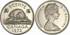 Canadian Nickel Value Chart Value Of Canadian Coin March 2019