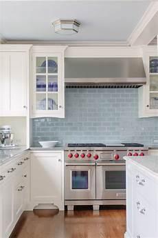 Light Blue Kitchen Tiles Blue Tiled Splashback Blue Backsplash Kitchen Blue Tile