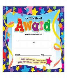 Child Award Certificate Certificate Of Achievement 15 Pdf Psd Ai Word