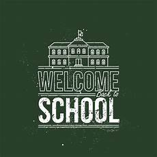 Welcome Back Poster Welcome Back To School Poster Vector Image 1549855