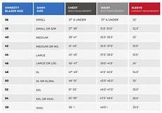 Squat Suit Size Chart Suit Size Chart