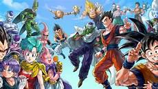 Anime Designer Dragon Ball Z 10 Quality Dragon Ball Z Wallpapers Anime Amp Manga Desktop