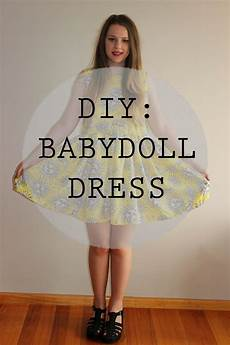 fashion collective diy easy babydoll dress