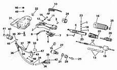 Johnson 1996 25 J25rmledc Steering Amp Shift Handle