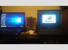 PC Boot Race: Windows 98 vs. Windows 10   YouTube