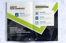 Brochure Templates For It Company Business Brochure Design Template Indesign Brochure