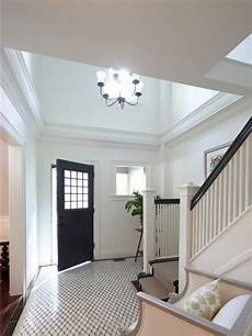 Two One Two Design Two Story Foyer Houzz