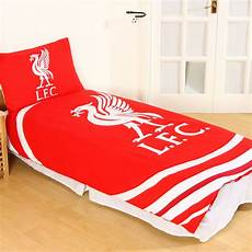 Liverpool Wallpaper Ebay by Liverpool Fc Single And Duvet Cover Sets Bedroom