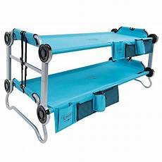 a bunk bed cot can add an degree of comfort to your