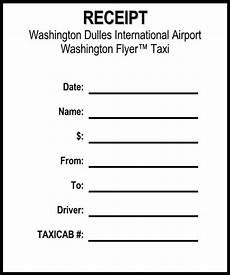 Taxi Bill Format Pdf 16 Free Taxi Receipt Templates Make Your Taxi Receipts