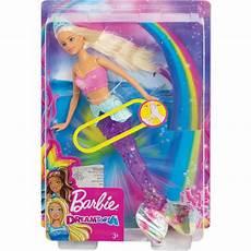 Barbie Sparkle Lights Mermaid Barbie Dreamtopia Sparkle Lights Mermaid Big W