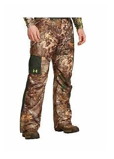 Under Armour Hunting Bibs Size Chart Under Armour Mens Camo Scent Control Bibs Hunting Infrared