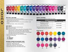 Joico Vero K Pak Hair Color Chart Joico Vero K Pak Color Intensity Fact Sheet Color