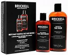 Design Essentials Daily Moisturizer Brickell Men S Daily Essential Face Care Routine I Gel