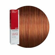 Age Beautiful 9rc Light Strawberry 7rc Dark Strawberry Permanent Liqui Creme Hair