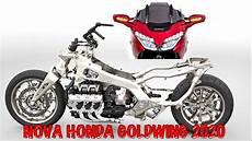 2020 honda gold wing honda goldwing 2020