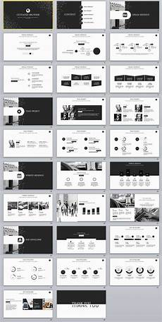 Black Powerpoint Template 66 Best 2018 Best Infographics Powerpoint Templates Images
