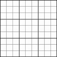 Sudoku Printable Grids Free Sudoku Blank Forms Sudoku Printable Grids Toronto