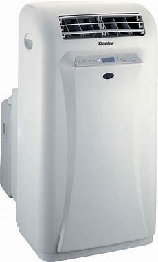 Red Light On Danby Air Conditioner Danby Dpac10061 10 000 Btu Portable Air Conditioner With
