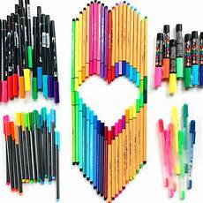 Best Chart Paper Markers Best Markers For Drawing Doodling And Coloring Color