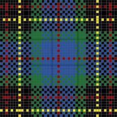 Free Needlepoint Charts Scottish Tartan Rendered As Needlepoint Or Cross Stitch