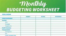 Monthly Budget Template 14 Free Budget Templates And Spreadsheets Gobankingrates
