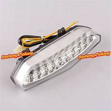2007 Zx6r Light Motorcycle Integrated Led Rear Light Turn Signal