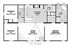 4 Bedroom Ranch House Plans Simple Floor Plans Residential With Dimensions Single