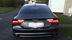 Audi Lights 2015 Audi A7 Retrofitted Facelift Lights With Dynamic