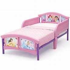 disney princess plastic toddler bed by delta children