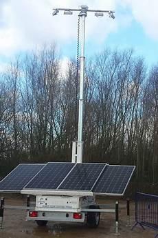 Solar Lighting Jobs Solar Lighting Towers Gain Momentum