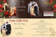 download undangan pernikahan gratis guru corel