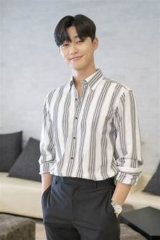 park seo joon speaks about warm mutual support with